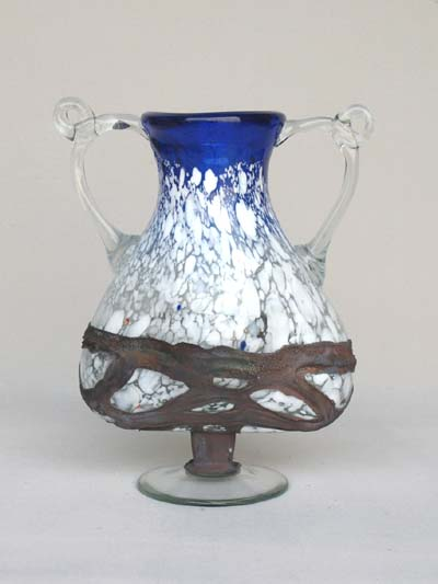 Murano Art Glass Collections from MuranoArtGlass.us - Decorative Vases 200