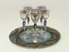 Murano Art Glass Barware Collection